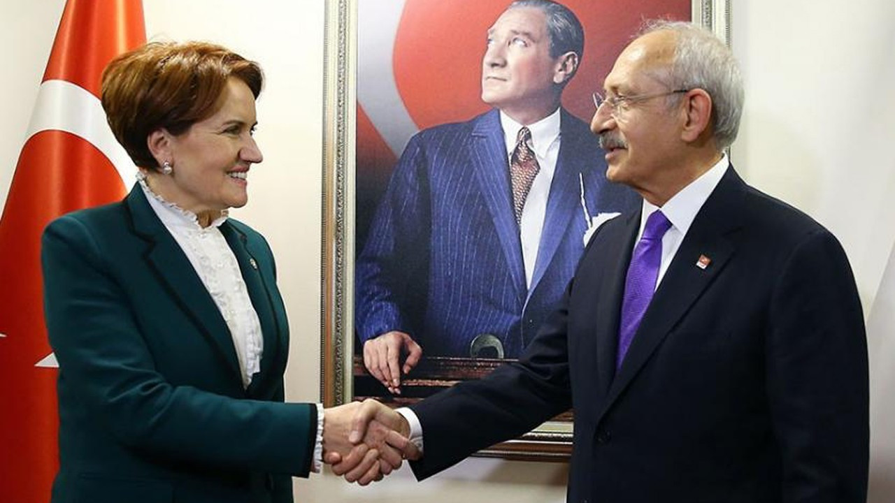 CHP head says it would be 'valuable' for Akşener to become prime minister