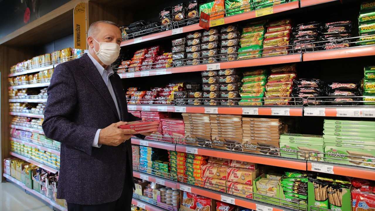 Erdoğan's supermarket shopping fails to ease Turks' discontent with rising prices