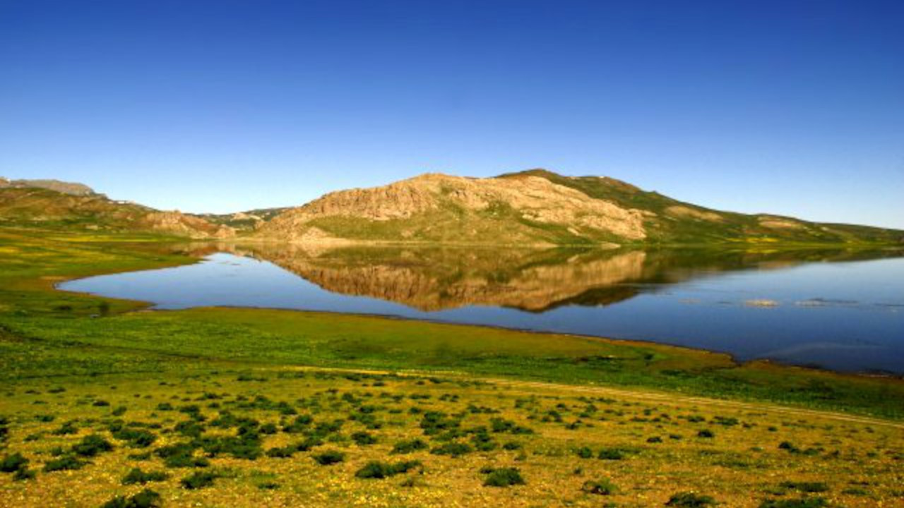 Drought and development threaten future of 2,700-year-old lake in eastern Turkey