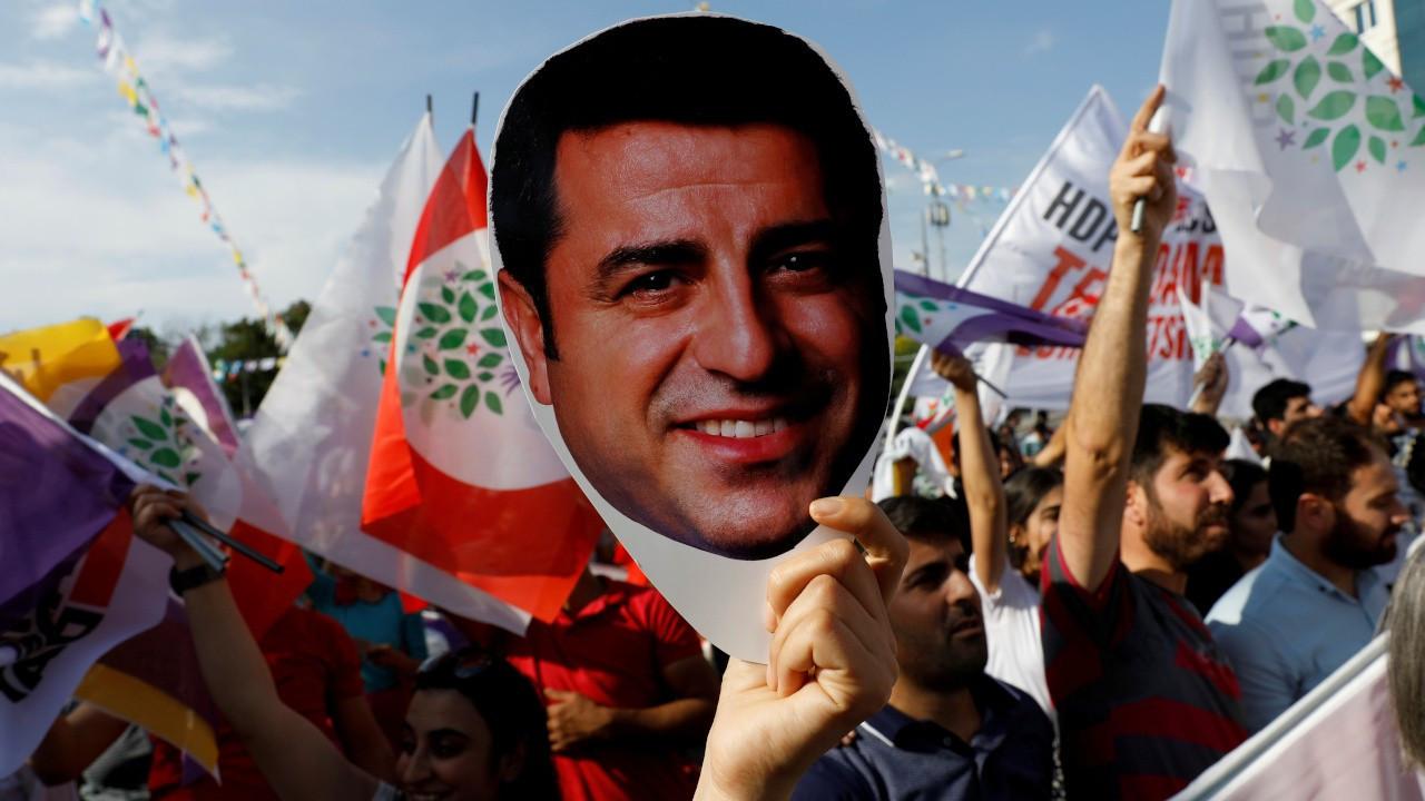 Demirtaş imprisoned for five years despite ECHR ruling