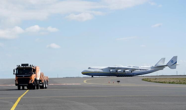 Istanbul Airport hosts world's largest cargo aircraft - Page 4