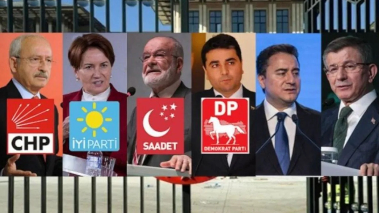 Opposition parties map out visions of post-AKP, renewed parliamentary system