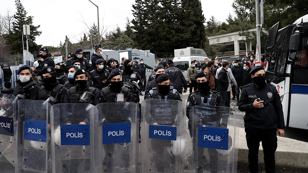 Erdoğan allows university rectors to guard 'public order' amid Boğaziçi protests