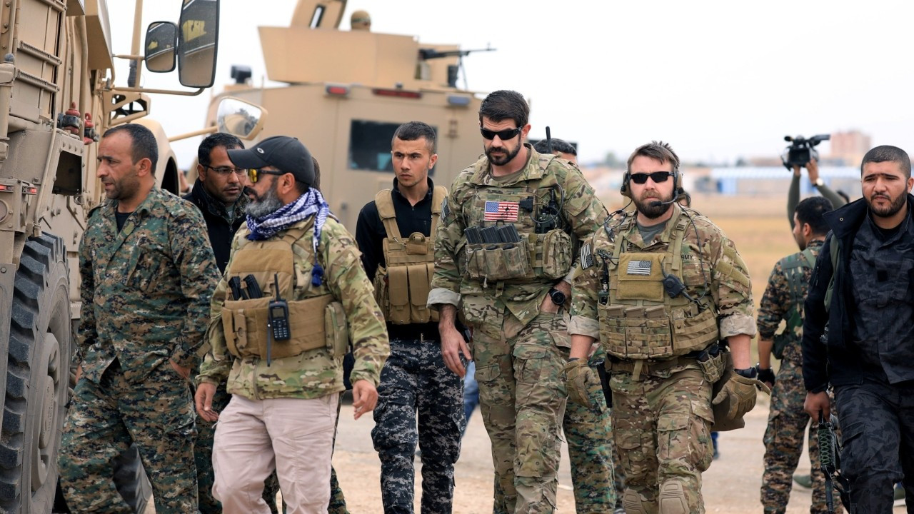 US pledged to remain in Syria to fight ISIS, top Kurdish politician says