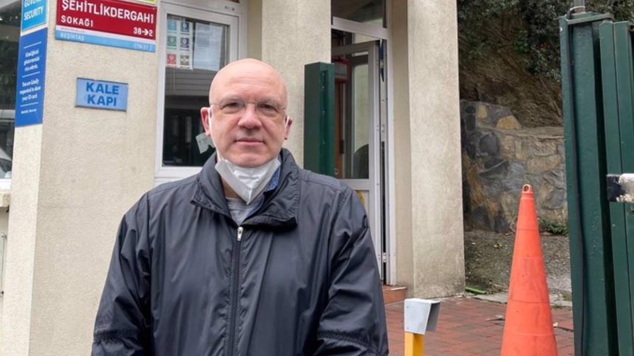 Dismissed academic prevented from entering Boğaziçi University