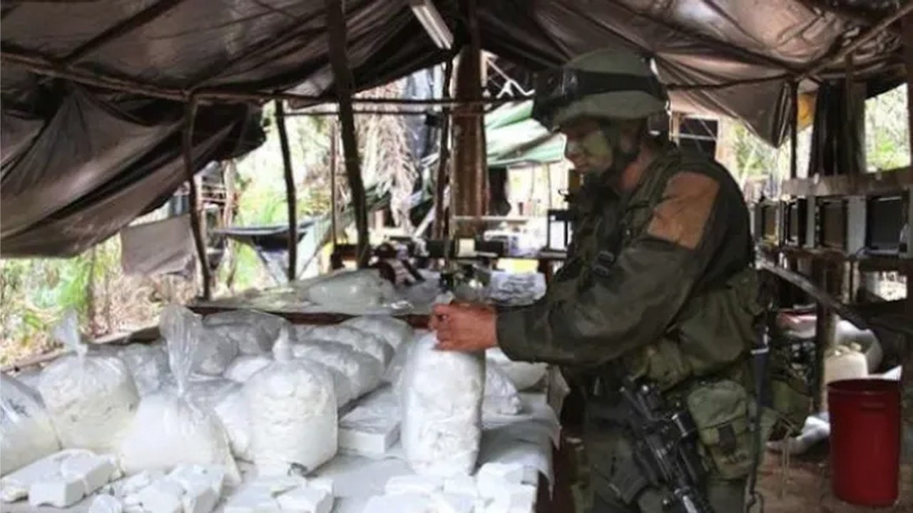 Turkish police say they're working with Colombia on 4.9 cociane bust