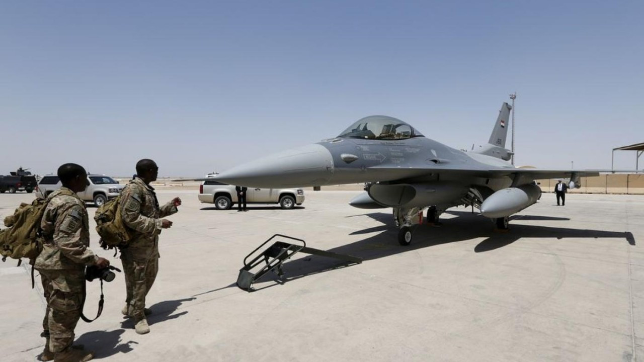 Presidential spox says Turkey considers buying F-16s from US