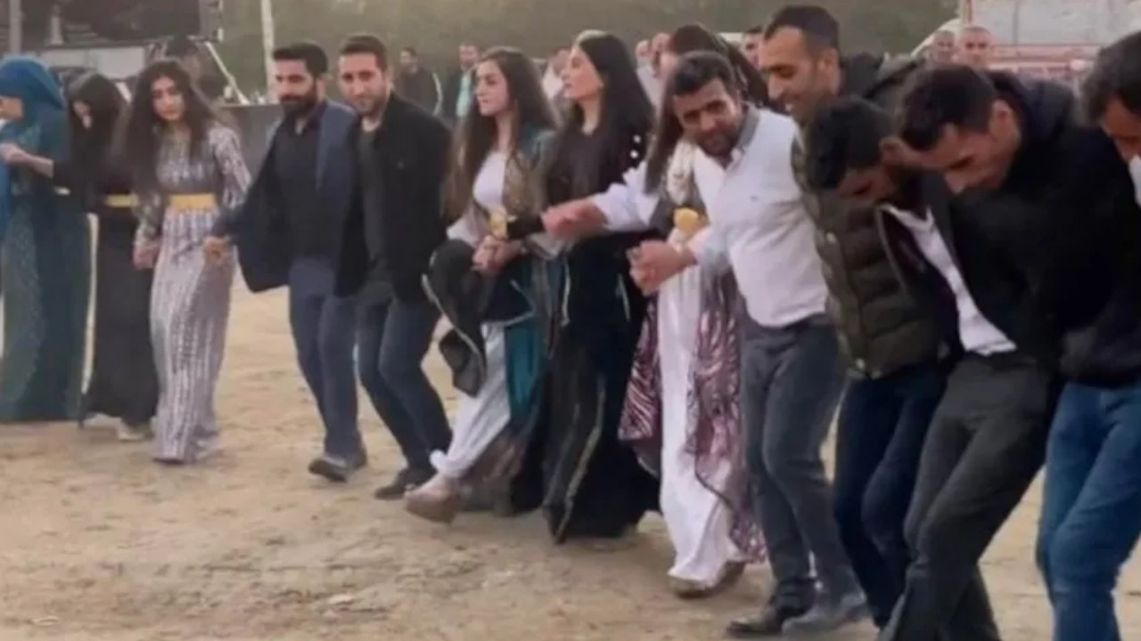 Police visit Kurdish wedding over celebration in 'traditional outfits'