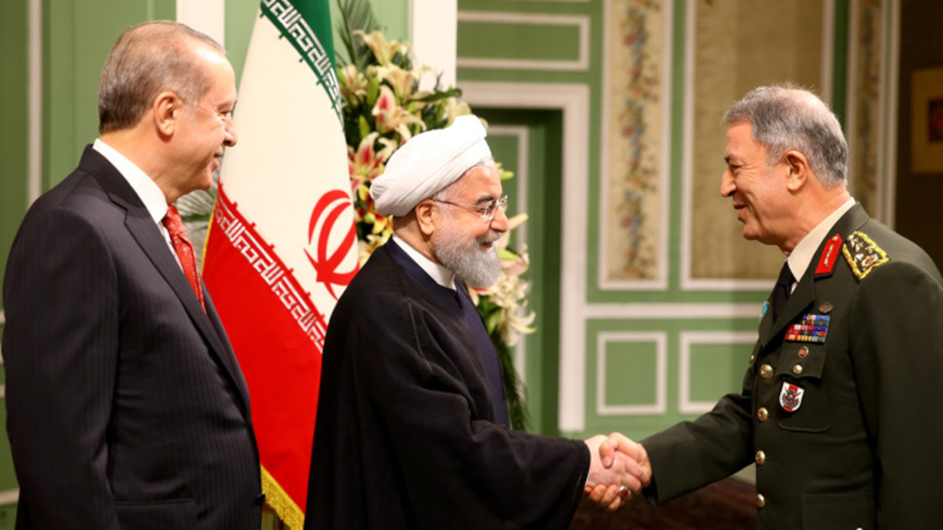 Iran and Turkey return to the old game
