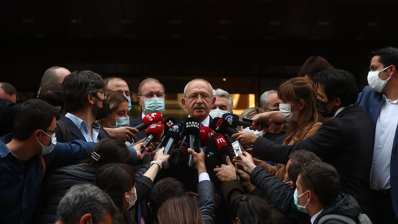 CHP head's call on bureaucrats on illegal orders angers Turkish gov't