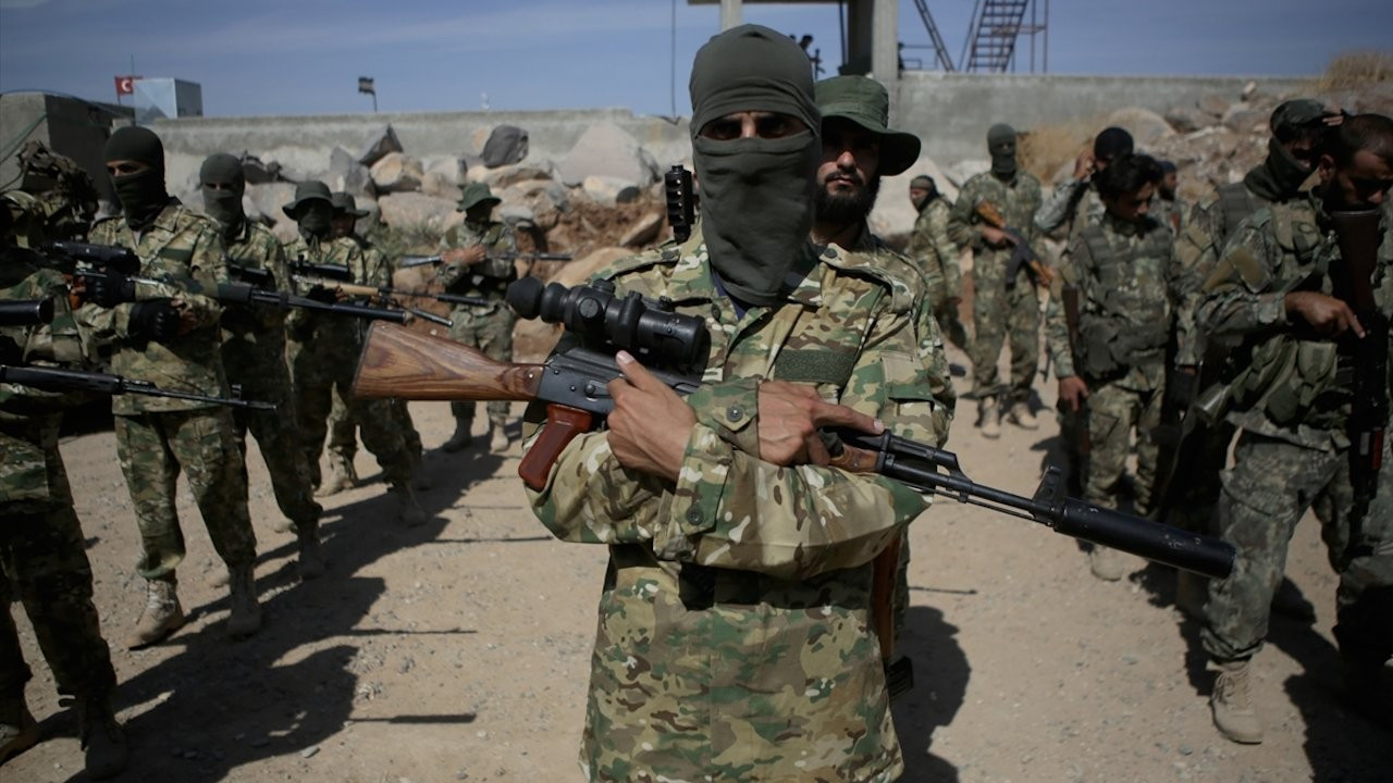 Turkey-backed Syrian rebels say they're ready to start ops against YPG