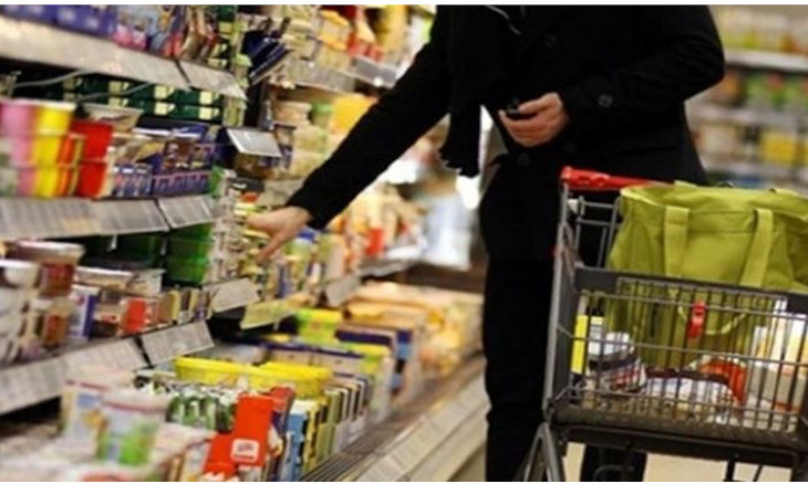 Prices of 29 out of 42 food items in groceries went up in February
