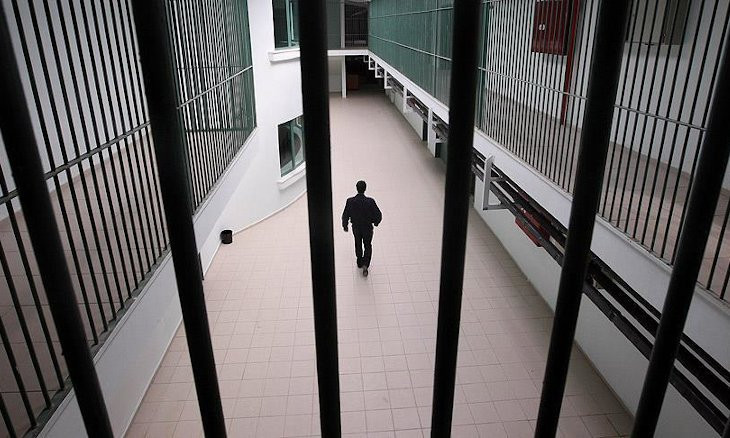 Report reveals 1.7 million rights violations in Turkish prisons in last decade