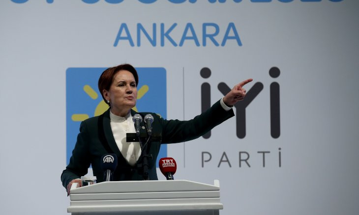 Akşener confident İYİ Party will have at least 18 percent support