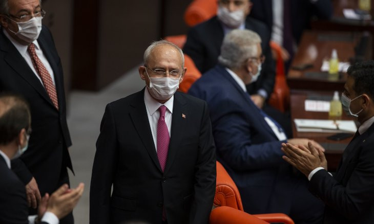 CHP head reminds Erdoğan of Brunson case in judicial interference row