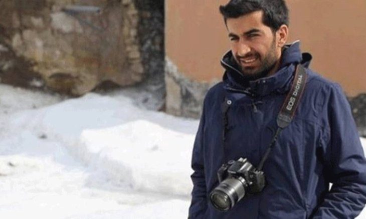 Jailed journalist Nedim Türfent denied letter, article on police assault against Boğaziçi protestors