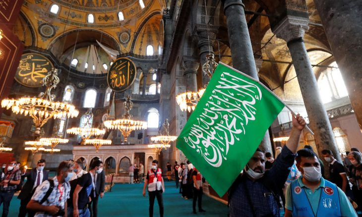 'Religious freedom conditions in Turkey on troubling trajectory'