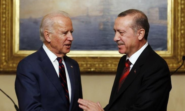 Erdoğan downplays tensions with Biden, says president-elect 'visited my home'