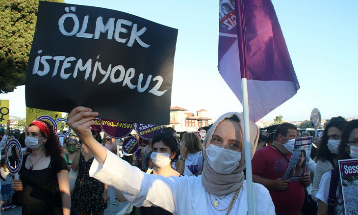 After Istanbul Convention, Islamists demand annulment of domestic law protecting women