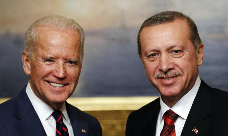 Erdoğan, Biden hold first phone call amid tense Turkey-US relations