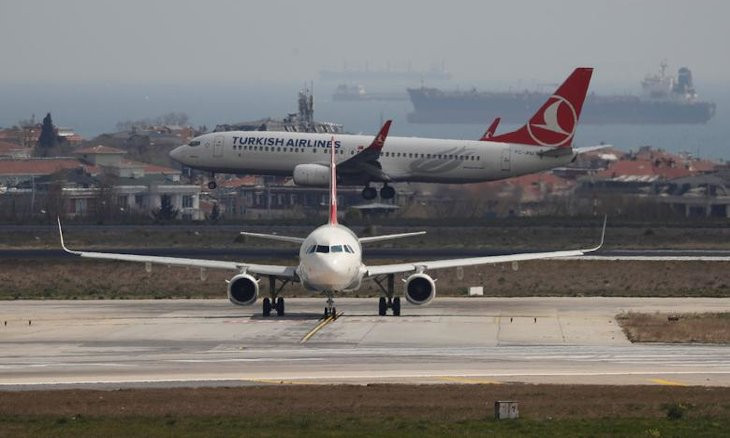 Turkish Airlines, Pegasus ticket holders allowed to travel to airport during weekend curfews