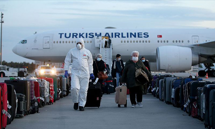More than 50 Turkish Airlines staff quarantined in Hong Kong over COVID-19 concerns