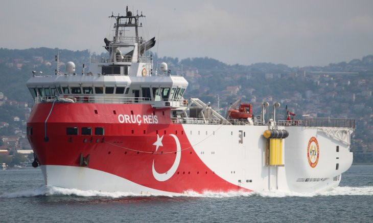 Turkey ready for dialogue with Greece 'without preconditions' on Mediterranean dispute