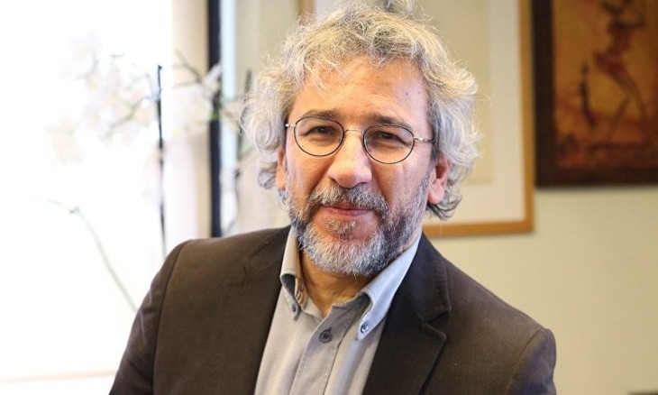 Interpol says no new red notice request from Turkey on exiled journalist Can Dündar