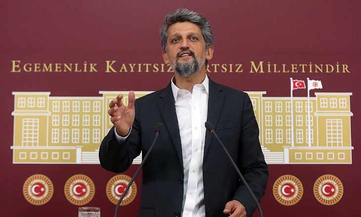 HDP MP Paylan asks if Erdoğan will apologize over 'infidel' remarks