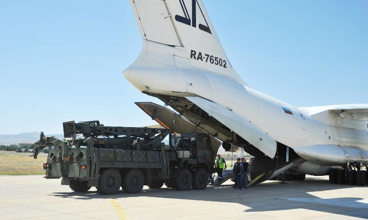 Turkish defense minister suggests 'Crete model' for deployment of S-400s