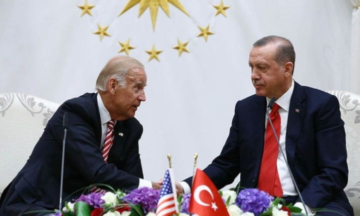 Erdoğan to be among 'clear losers' under Biden administration: Time