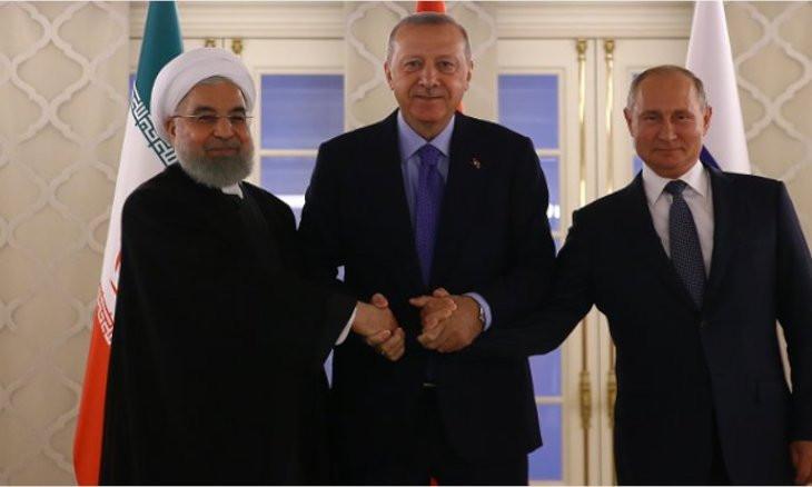 Astana is the declaration of Turkey's Syrian fiasco