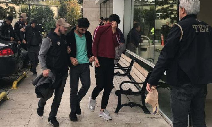 Turkey detains 20 foreigners seen as tied to ISIS