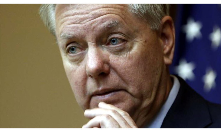 US and Kurdish forces could establish a venture for Syrian oil fields: Senator Graham