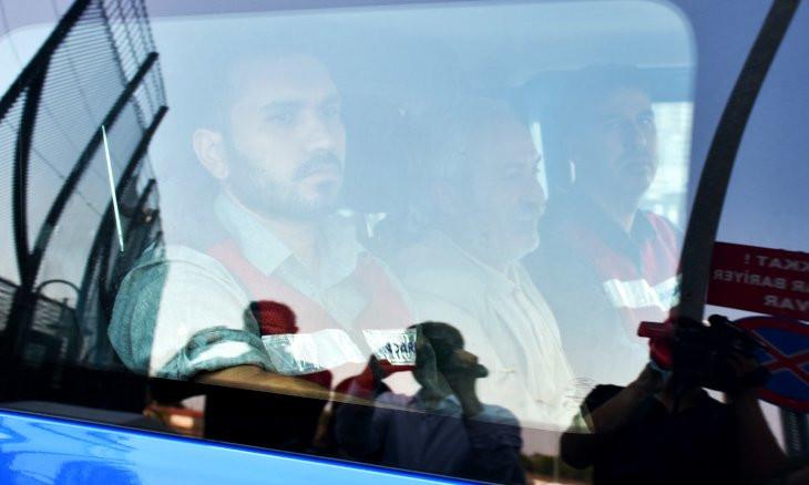 Turkish court arrests sacked pro-Kurdish party co-mayor