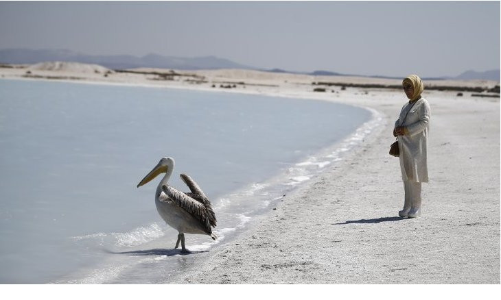 'Turkey's Maldives' Salda Lake under threat of development