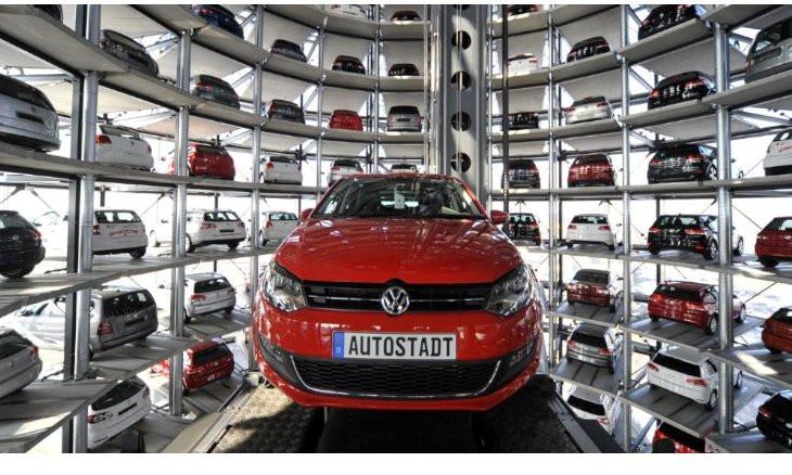 Volkswagen to delay building of Turkey factory due to Syria op