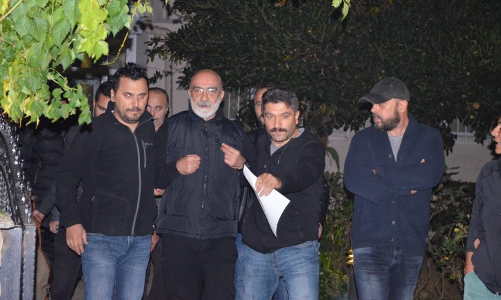 PEN declares jailed Turkish journalist Altan an 'honorary member'