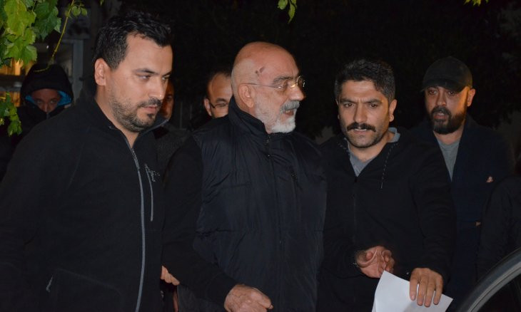 Turkish court arrests prominent journalist Ahmet Altan a week after his release