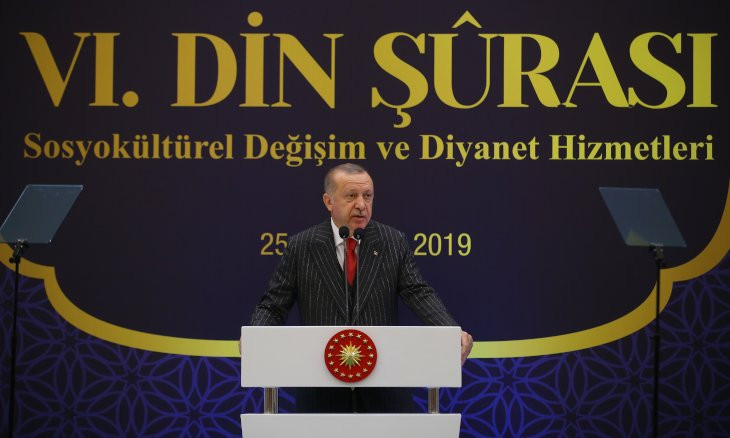 Germany wants to plant seeds of partition in Turkey via Alevism without Ali: Erdoğan