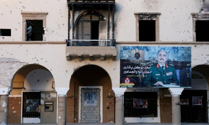 Jordan, UAE, Turkey, Sudan accused of violating sanctions on Libya: UN report