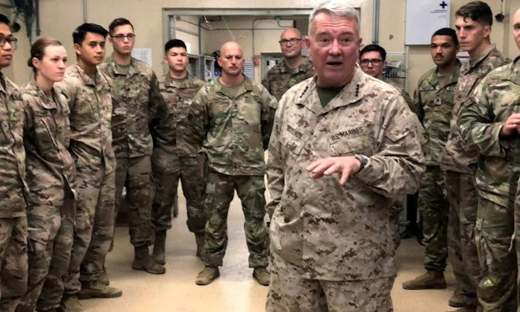 US Central Command says US, SDF to resume anti-ISIS ops in coming days, weeks