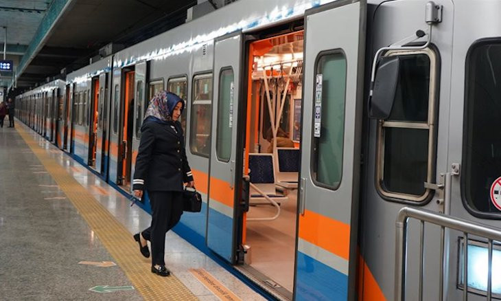 Construction of Çekmeköy-Sultanbeyli metro line on Istanbul's Anatolian side to resume