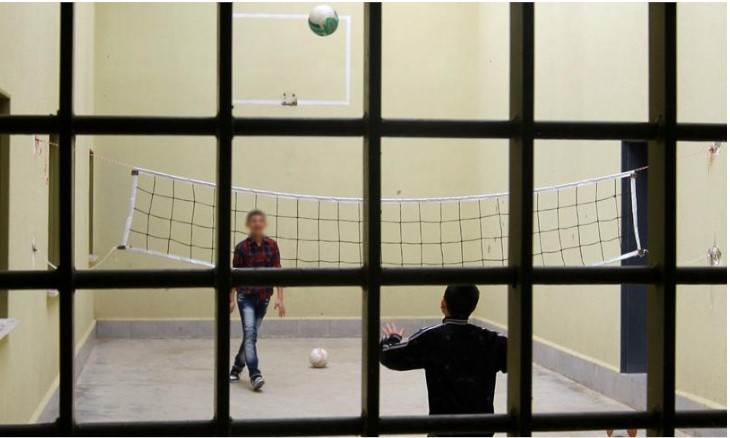 More than half of convicted minors in Turkey behind bars in adult prisons