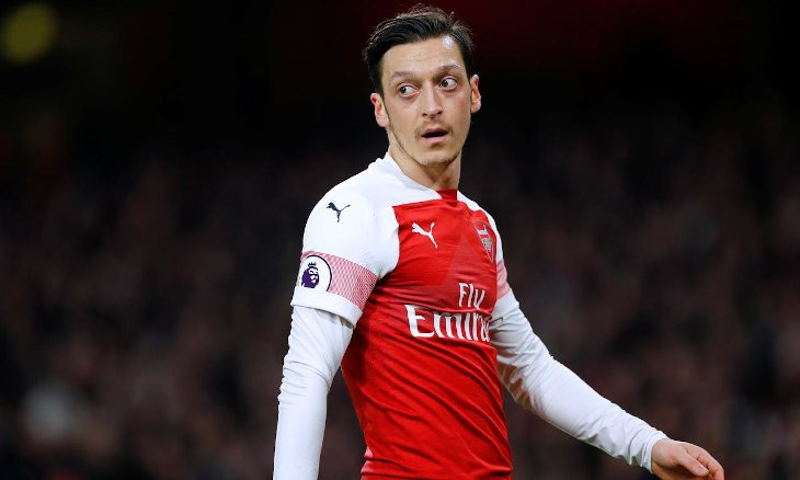 Pompeo backs Arsenal's Mesut Özil in criticism of China's Uighur persecution