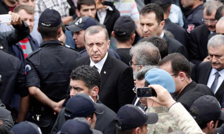 Presidency does not reveal the number of Erdoğan's bodyguards