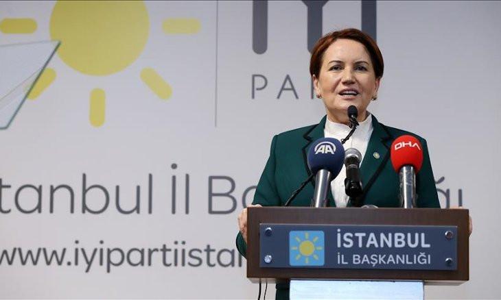 Akşener open to transferring members to AKP breakaway parties 'if needed'