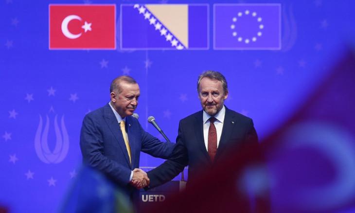 Turkey: An ambivalent actor in the Balkans?