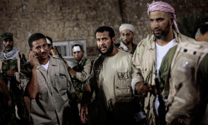 Jihadist politics: From Syria to Libya