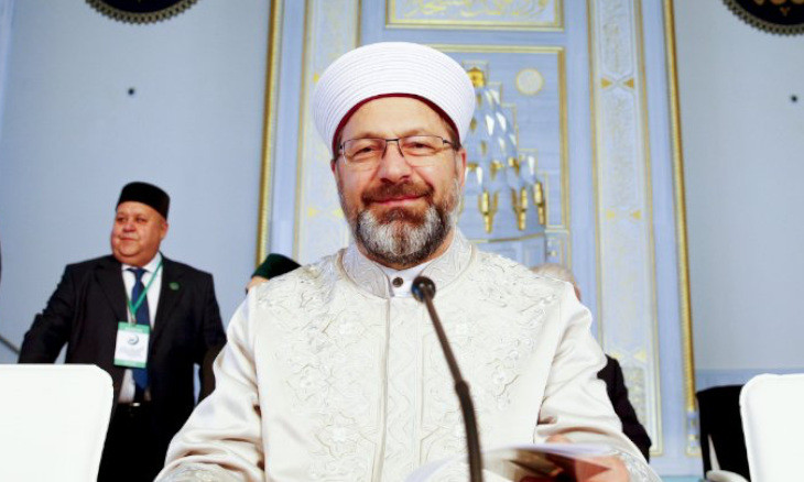 World's greatest evils come from lack of belief in afterlife: Head of Turkey's top religious body